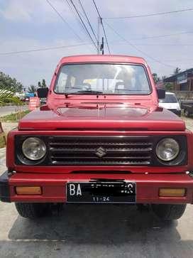 Katana GX 2003 mulus