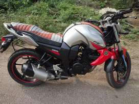 Fz s bike is very good condition
