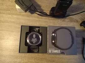 Jam Garmin D2 Charlie Titanium Aviator Watch
