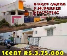 Saravanampatti Dtcp plots sale in Keeranatham IT Park near