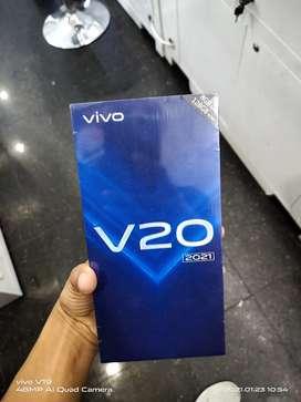 Vivo V20 2021 Cuci Gudang Garansi resmi