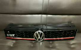 Polo gti front grill high quality