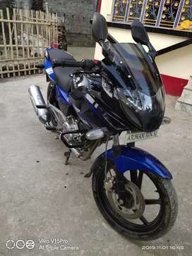 Pulsar 220 well condition