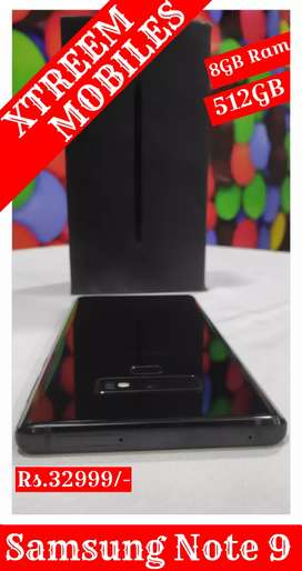 Samsung Note 9..Fresh Condition..