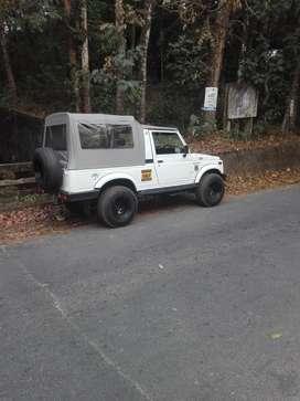 Maruti Suzuki Gypsy 2005 Petrol 70000 Km Driven