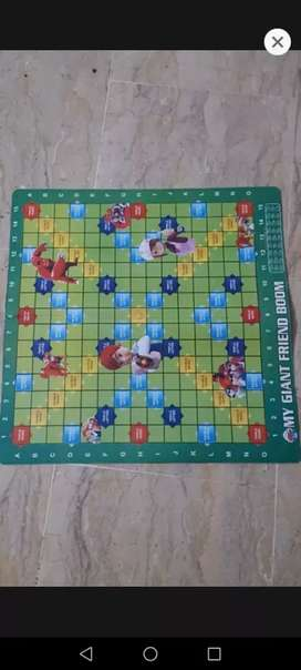 Scrabble board game for adults