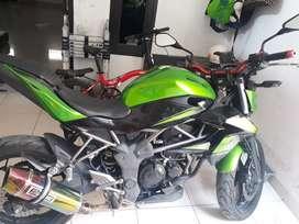 Ninja Kawasaki 250 SL DIJUAL CEPAT