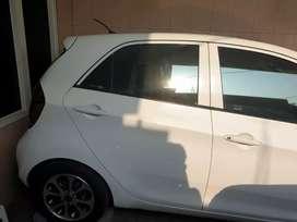 Picanto 2013 Warna Putih
