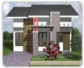Rumah Wirokerten Residence , KPR diuruskan, harga 500 Jutaan, dekat Jl