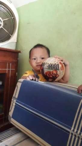 Di cari prt gaji 1600 momong anak 2 tahun