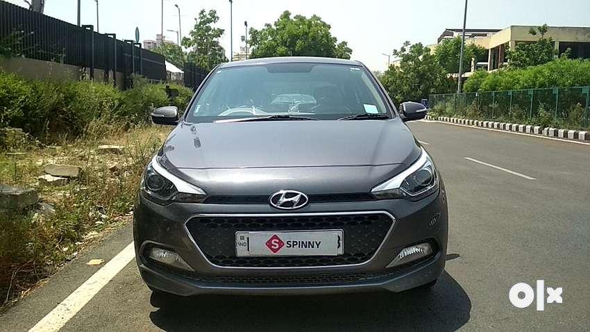 Hyundai I20 i20 Asta 1.2 (O), 2017, Petrol 0