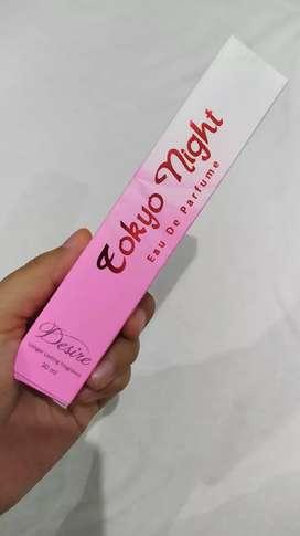 Parfum Tokyo Night Desire Pink