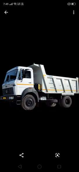 Tipper  Rent available for monthly base
