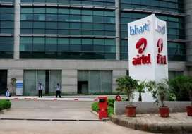 AIRTEL HR(Jhanvi mam)Need Customer care/Collection Officer (No Target)