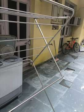 3bhk semi furnished  flat available on VIP road