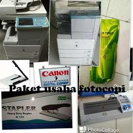Paket fotocopi digital multyfungsi