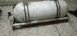 CNG kit with cylinder for alto