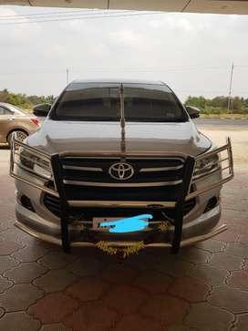 Toyota Innova Crysta 2.4 GX MT, 2018, Diesel