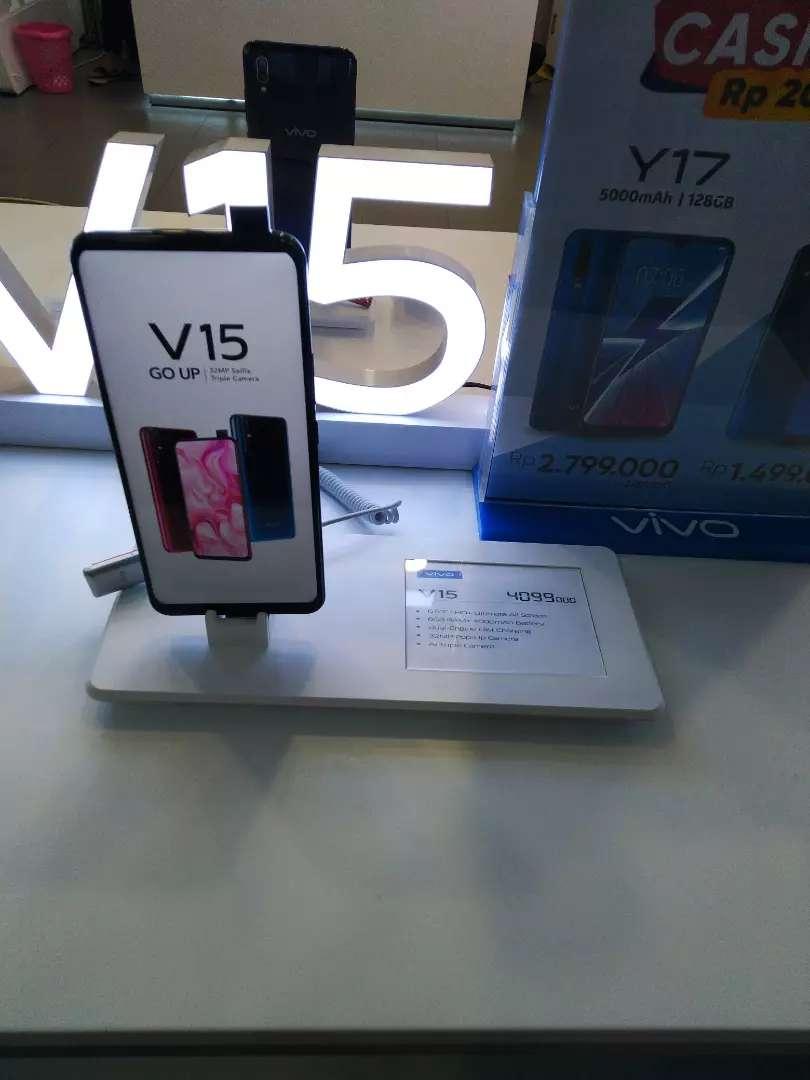 Vivo V15 RAM 6/64GB Cicilan Murah Tanpa CC Dp Ringan Free 1 Bulan 0
