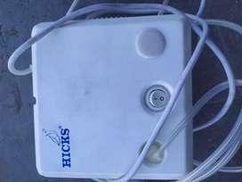 Hicks nebulizer