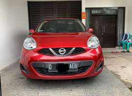 Nissan March 2016 Automatic KM 38RB