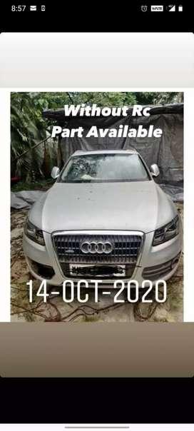 Audi Q5 Cars Spare Parts