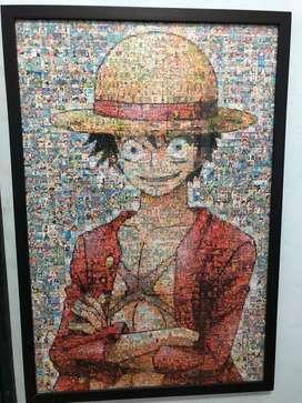 ENSKY luffy one piece jigsaw puzzle 1000 pcs