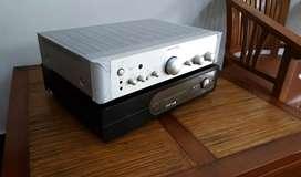 Dijaual amplifier integrated Rotel Ra1520