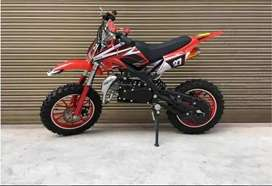 BRAND NEW DIRT BIKE FOR KIDS ( GRAPHIC RED )