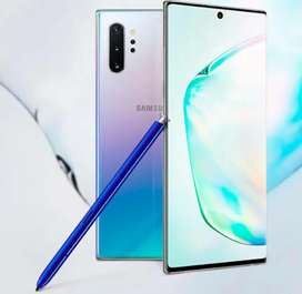 Samsung note 10 in mint condition imported mobile 256 gd 8gb