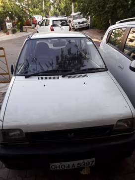 MARUTI 800 IN PERFECT CONDITION PASSING TILL 2020
