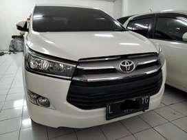 Toyota Innova G 2.4 2018 Matic diesel putih, di Surabaya