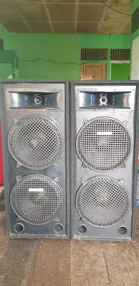 Speaker 12 in pasif