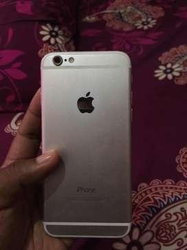 Iphone 6 gold 16gb LLA
