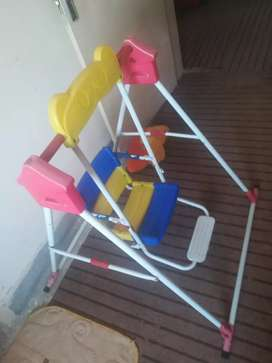Big baby swing in good condition