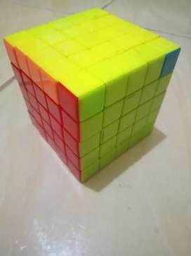 Rubik 5x5 youngjun