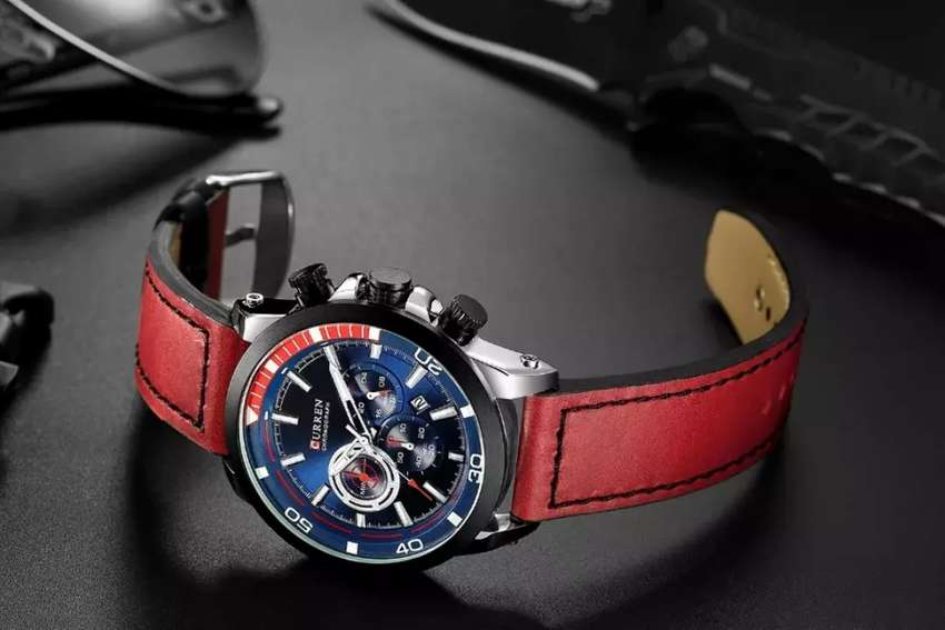 New Full Chronograph working watch 0
