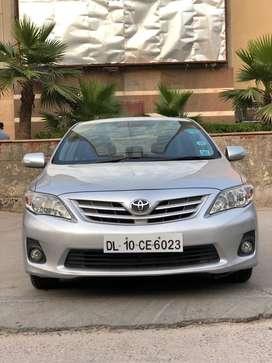 Toyota Corolla Altis G Petrol, 2014, Petrol