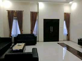 Gorden hordeng gordyn dekorasi keindahan tersaji dalam ruangan