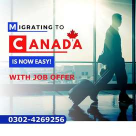 Canada Immigration through job offer