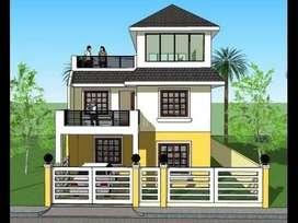 (10.3 marla) 256.66 sq yd, 5Bed, 5Bath,,Triple Storey House in Sec 91