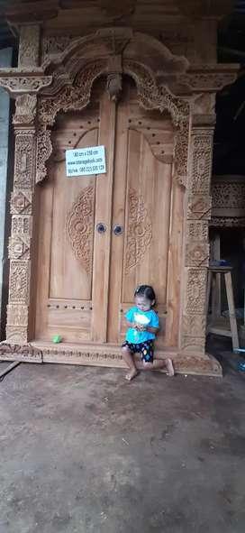 baidi cuci gudang pintu gebyok gapuro jendela rumah masjid musholla