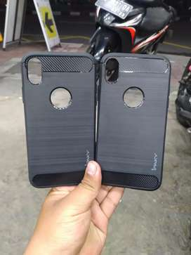 Softcase Ipaky Carbon iPhone XR