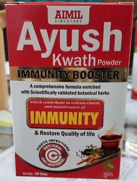 Ayush Ayurvedic Kadha.