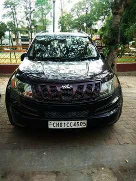 Mahindra XUV500 2012 Diesel 81000 KM purple  colour  full insurance