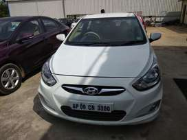 Hyundai Fluidic Verna 1.6 CRDi SX, 2012, Petrol
