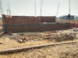 Khadda colony new pull se 5 mint k duri p plot hi plot