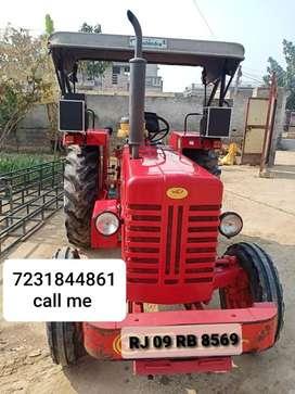 Mahindra Tractor 475