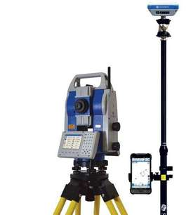 Stonex (Made in Italy) RTK GPSGNSS Receiver / Total Station Model S900
