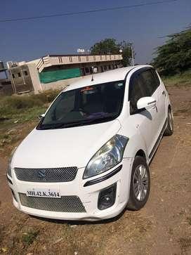 Maruti Suzuki Ertiga 2013 Petrol 76000 Km Driven Well mentained